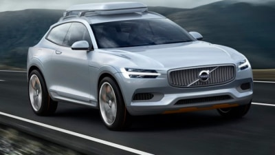 Volvo Rules Out Fastback SUVs For Now
