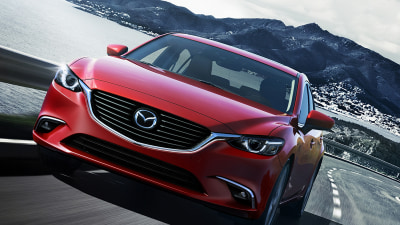 2015 Mazda6: Light Makeover Outside, Proper Overhaul Inside