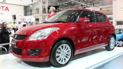 2011 Suzuki Swift, Suzuki Kizashi Achieve 5-Star ANCAP Crash Safety Rating