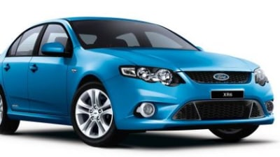 2009 FG Falcon And SY Territory MkII Now With Improved Fuel Economy And ANCAP Five-Star Safety Rating For E-Gas Range