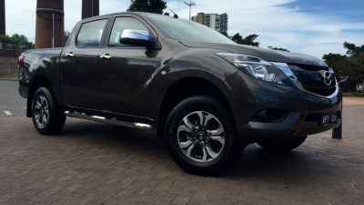 Mazda BT-50 REVIEW | 2016 Dual Cab XTR - Tough, Capable, And A Face You Don't Have To Hide