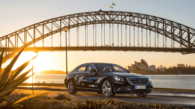 Mercedes first to adopt bold new mapping system