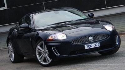 Jaguar XK Coupe Review