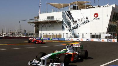 F1: Fisichella In Line For Ferrari Seat At Monza