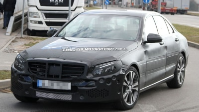2014 C-Class Larger And Lighter: Report