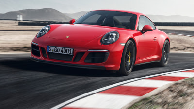 Porsche Reveal Updated 911 GTS - More Power and Faster Than Before