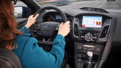 Ford SYNC 3 Previewed: Video