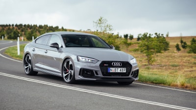 Audi RS5 Sportback 2019 first drive review