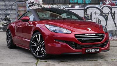 Peugeot RCZ-R Review