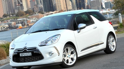 2012 Citroen DS3 Cuts Prices, Adds Features In Australia