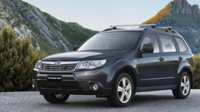 2010 Subaru Forester X Columbia Special Edition Announced