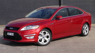 2014 Ford Mondeo Review: Titanium EcoBoost Petrol