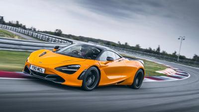 McLaren unleashes 720S Track Pack