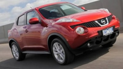 Nissan Juke quick spin review