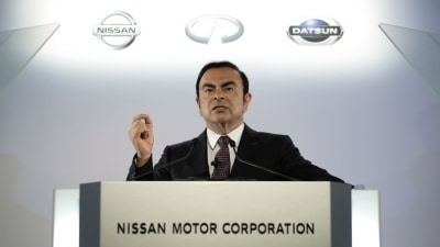 Nissan board sacks Carlos Ghosn