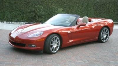 2009 Callaway Corvette - The ZR1's Little Brother