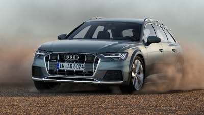 2020 Audi A6 allroad revealed, here next year