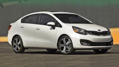 New York Auto Show: 2012 Kia Rio Sedan Revealed