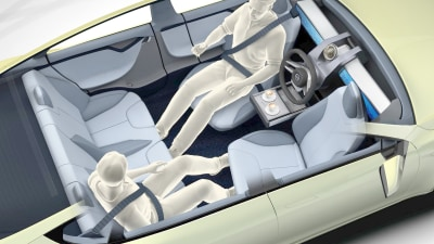 Rinspeed Reveals Autonomous XchangE Concept For Geneva Motor Show