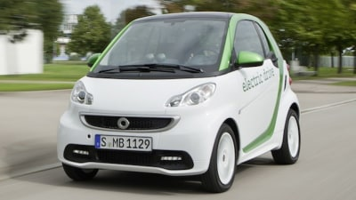 Smart ForTwo Electric Drive Upgraded, Australian Launch Under Consideration