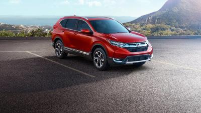 Honda Unveils Hybrid CR-V In Shanghai