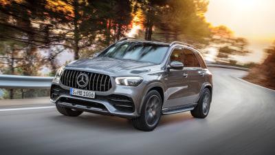 Mercedes-AMG lifts veil on new GLE53