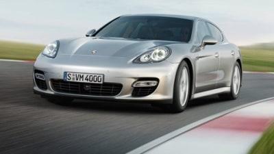 Porsche Panamera Now Set For Shanghai Auto Show Debut