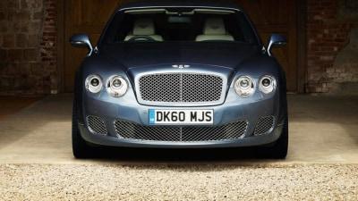 Bentley Considering Luxury SUV: Report