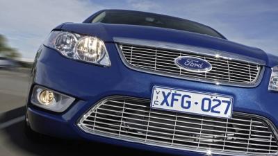 Ford Falcon Tops Australia's Safest Used Cars List