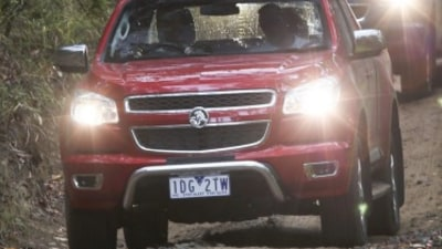 Holden Colorado Space Cab first drive review
