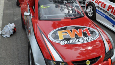 2011 FW1 Aussie Racing Cars Super Series Hitting Winton