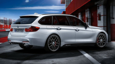 BMW 3 Series Touring M Performance Models On The Way