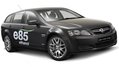 Caltex Announces Bio E-Flex Fuel Ahead Of Holden VE Series II Commodore Launch