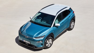 Hyundai Kona EV pricing announced