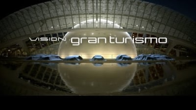 Sony Confirms Gran Turismo Movie, Announces Vision Concept Game: Video