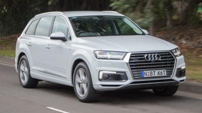 2018 Audi Q7 e-tron new car review