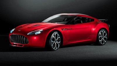 Aston Martin V12 Zagato Makes Production Debut