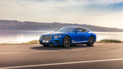 2018 Bentley Continental GT Makes Overseas Debut