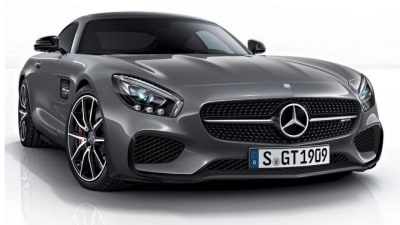 Mercedes-AMG GT Edition 1 Revealed