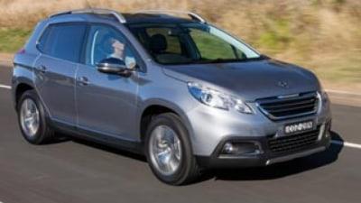 Peugeot 2008 new car review