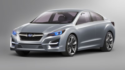 Subaru Impreza Design Concept Revealed Further In New Video
