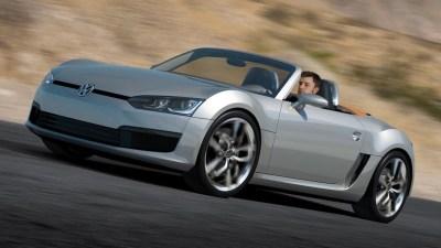 Volkswagen BlueSport Earmarked For 2013 Debut: Report