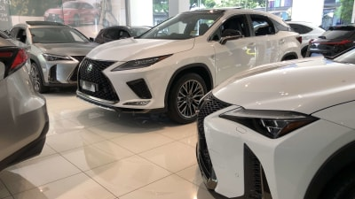 Lexus Australia introduces capped-price servicing