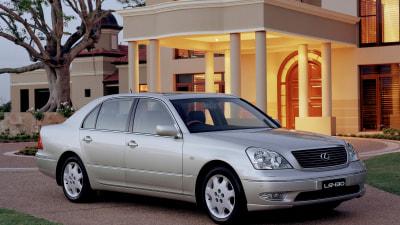 2000-2007 Lexus LS430 used car review