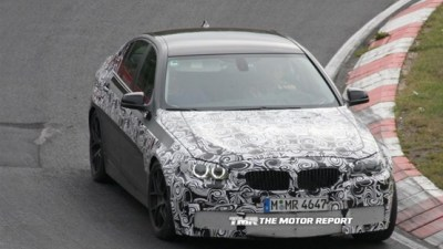 2011 BMW M5 Twin-Turbo V8 To Get A Boost