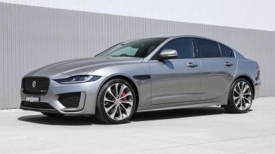 2020 Jaguar XE R-Dynamic HSE review