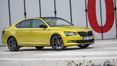 2018 Skoda Superb - Price And Features For Australia