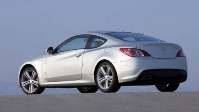 Hyundai Genesis Coupe Korean Specs and Pricing