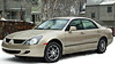 Mitsubishi Magna AWD 2003-2004