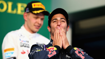 F1: FIA Upholds Ricciardo Disqualification, Red Bull To 'Move On'